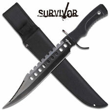 Survivor HK-2232B Fixed Blade Knife 17-in Overall NEW