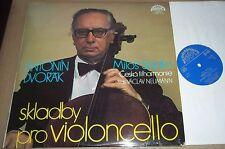 Milos Sadlo/Vaclav Neumann DVORAK Cello Concerto - Supraphon 1 10 2081-82 ZA
