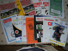 Northern condados Manual de Liga este 2011/12 plus Manual de coincidencia offials