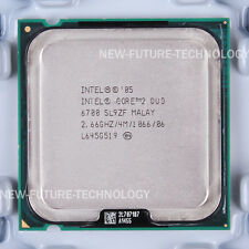 SL9S7 SL9ZF- Intel Core 2 Duo E6700 2.66GHz 1066MHz LGA 775 CPU US free shipping