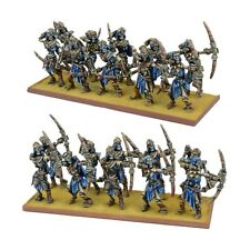 Mantic Games Kings TOMB NUOVO CON SCATOLA IMPERO di polveri scheletro Archer Regiment