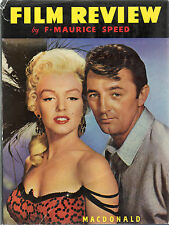 Speed FILM REVIEW, 1954-55, MARILYN MONROE front cover, excellent condition