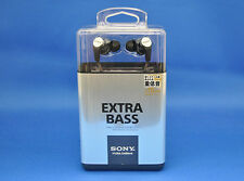 Sony MDR-XB90EX  Extra Bass (XB) In-Ear Headphones Japan Domestic Version New