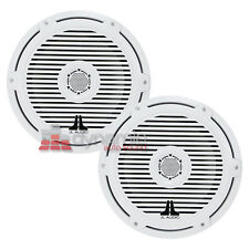 "JL AUDIO M880-CCX-CG-WH Marine 8.8"" M Series 2-Way Boat Speakers White 250W New"
