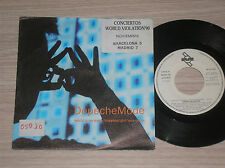 "DEPECHE MODE - WORLD IN MY EYES / HAPPIEST GIRL - 45 GIRI 7"" PROMO SPAIN"