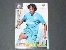 BRUNO ALVES ZENIT  UEFA PANINI FOOTBALL CARD CHAMPIONS LEAGUE 2011 2012