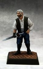 Vencarlo Orisini Reaper Miniature Pathfinder Fighter Rogue Pirate Melee Assassin