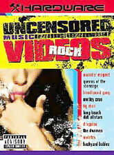 Hardware Uncensored Music Videos - Rock (PA) (BRAND NEW DVD) FREE SHIPPING !!