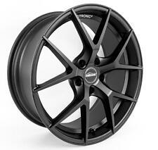 Seitronic® RP5 Matt Black Alufelge 8x18 5x120 ET35 BMW 3er Touring E46 LCI XD