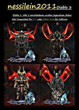 "Diablo 3 RoS PS4/Xbox One - Barbar/Babarian All 5 Ancient Set's ""URALT"""