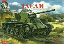 Military Wheels 1/72 TACAM R-2 Self Propelled Gun
