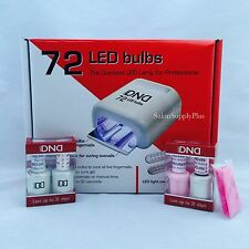 DND Duo Gel Starter Kit with LED Light - Any 1 Color - Nail Polish