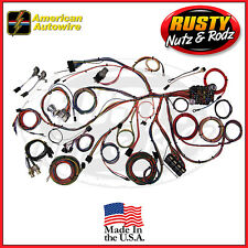 American Autowire Classic Update Series Wiring Kit 67-68 Ford Mustang