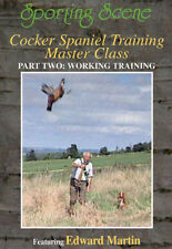GUNDOG COCKER SPANIEL TRAINING MASTER CLASS PART 2
