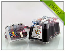 RIHAC InkLink CISS Ink System for Epson Artisan 635 Cartridge 81 81N 82 82N CIS