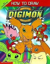 How to Draw Digimon: The Official Guide (Digimon (Scholastic Paperback-ExLibrary
