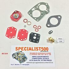 KIT 014 REVISIONE CARBURATORE SOLEX PBIC 32 - 34 ABARTH - GIANNINI