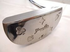 "Used Never Compromise Gambler Limited Edition 35"" Putter RH"