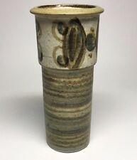Vintage Stoneware Vase 3602/2 SOHOLM STENTOJ Bornholm Denmark POUL BRANDBORG