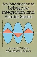 Dover Books on Mathematics: An Introduction to Lebesgue Integration and...