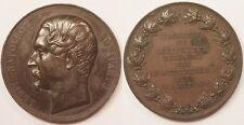 Grande médaille Louis Napoléon Bonaparte président de la République, 1848 !!