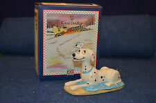 Lovely Royal Doulton Disney 101 Dalmations Perdia DM 7 Figurine USC RD5017