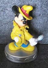 DE AGOSTINI DISNEY COLLECTION TOPOLINO DETECTIVE 12 CM