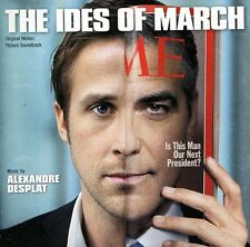 Ides Of March - Alexandre Desplat (2011, CD NUEVO)