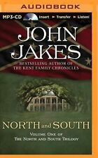 North and South 1 by John Jakes (2014, MP3 CD, Unabridged)