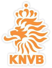 """Netherlands Niederlande National Football Association KNVB sticker decal 4"""" x 5"""""""