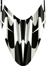 POLARIS IQ HOOD WRAP KIT GRAPHICS IQ RMK SHIFT DRAGON 155 163  DECAL STICKER 2