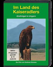 Greifvögel in Ungarn - im Land des Kaiseradlers (DVD / Film von Andreas Schulze)