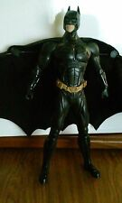 MATTEL Collectible Batman Mobable Fabric Cape Figure Super Hero Action