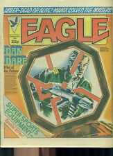 EAGLE weekly British comic book November 26 1983 VG+