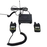 Baofeng MINI-1 Mobile Car Fahrzeug Radio 15W UHF 400-420MHz Zwei-Wege-Radio