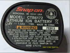 Battery Rebuild For SNAP ON 7.2V CTB6172 LITHIUM ION BATTERY 1.5AH