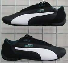 Men's Puma MAMGP Future Cat S2 Sneakers, New Blk Mercedes Benz Walking Shoes 10