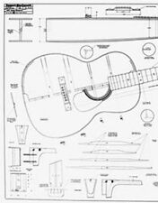 000 Fingerstyle Acoustic Guitar Plan