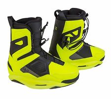 Ronix 2015 One Boot Yellow Size 10 Wakeboard Binding