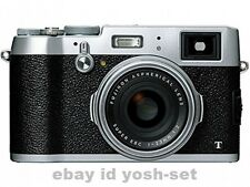 Fujifilm X100T Silver Digital Camera Ultimate Evolution Fujinon Japan model EMS