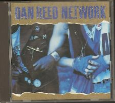 Dan Reed Network  CD 12 track 1988 Same Selftitled SELF TITLED