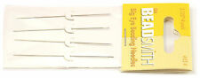 Beadsmith Big Eye Needles Beading Set Of 4 Easiest Needle To Thread LE2-4