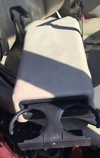 Range Rover P38 Rear Arm Rest Centre Cup Drink Holder to fit 1994-2002. Cream
