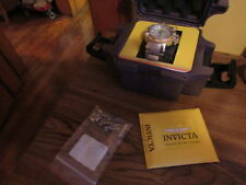 Invicta 50mm Subaqua Noma III Swiss Quartz Stainless Steel Bracelet w/ Dive Case