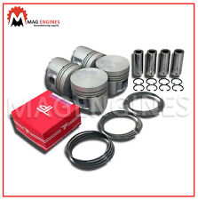 PISTON & RING SET NISSAN TD27 TD27-T II FOR TERRANO CABSTAR CARAVAN 2.7 LTR