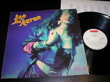 "Lee Aaron ""Bodyrock"" LP with inner - Attic ‎– 841 387-1 made in germany 1989"