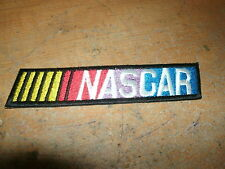 NASCAR RACING LOGO JACKET HAT SHIRT PATCH NEW IRON ON
