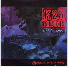 K2R RIDDIM - rare CD Single - France