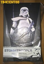 Ready! Hot Toys MMS386 Rogue One A Star Wars Story Stormtrooper Jedha Patrol