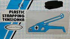 Plastic Strapping Tensioner Moving Box Shipping Package Straps Banding Crimper